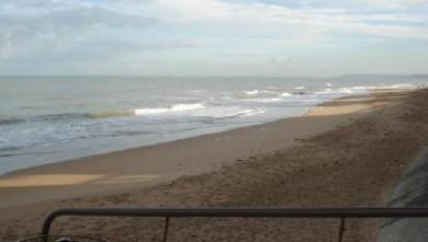 Surf report FR, Le Menhir (14) du 2007-11-12 12:00:00
