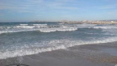 Surf report FR, Le Prado (13) du 2007-11-12 12:00:00