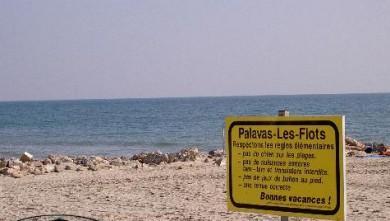 Surf report FR, Palavas-les-Flots - Rive Droite (34) du 2007-10-13 12:00:00
