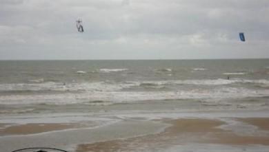 Surf report FR, Le Menhir (14) du 2007-11-13 12:00:00
