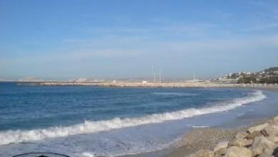 Surf report FR, Le Prado (13) du 2007-11-13 12:00:00