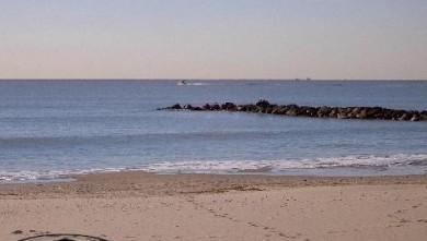 Surf report FR, Palavas-les-Flots - Rive Droite (34) du 2007-11-13 12:00:00