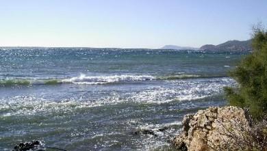 Surf report FR, L'Almanarre (83) du 2007-11-14 12:00:00
