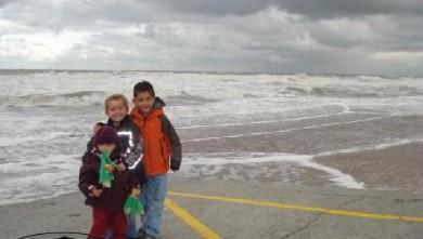 Surf report FR, Le Menhir (14) du 2007-11-14 12:00:00