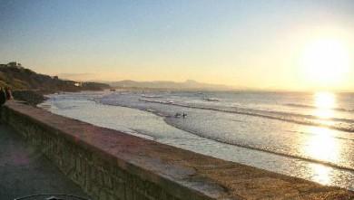 Surf report FR, Côte des Basques (64) du 2007-11-15 12:00:00