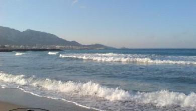 Surf report FR, Le Prado (13) du 2007-11-15 12:00:00
