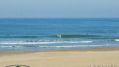 Surf report FR, Anglet La Madrague (64) du 2007-11-16 12:00:00