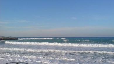 Surf report FR, Le Prado (13) du 2007-11-16 12:00:00