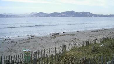 Surf report FR, La Madrague (83) du 2007-11-17 12:00:00