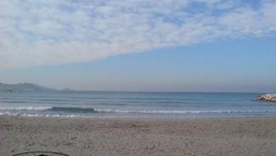 Surf report FR, Le Prado (13) du 2007-11-17 12:00:00
