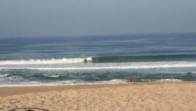 Surf report FR, Cap-Ferret - Plage de L'Horizon (33) du 2007-10-14 12:00:00