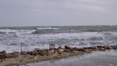Surf report FR, Palavas-les-Flots - Rive Droite (34) du 2007-11-19 12:00:00