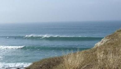 Surf report FR, Quiberon - Port Blanc (56) du 2007-10-14 12:00:00