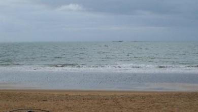 Surf report FR, Pornichet (44) du 2007-11-21 12:00:00