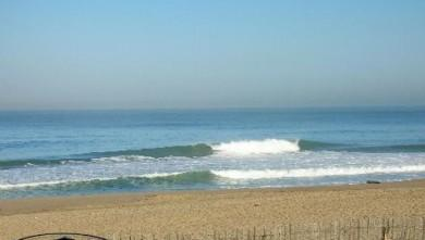 Surf report FR, Anglet La Madrague (64) du 2007-10-15 12:00:00