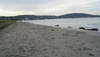 Surf report FR, La Madrague (83) du 2007-11-23 12:00:00