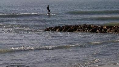 Surf report FR, Palavas-les-Flots - Rive Droite (34) du 2007-11-23 12:00:00