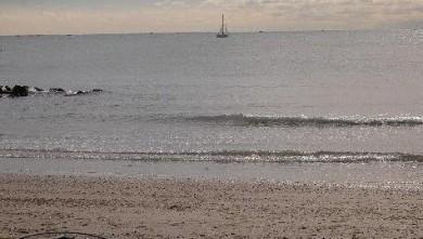 Surf report FR, Palavas-les-Flots - Rive Droite (34) du 2007-11-24 12:00:00