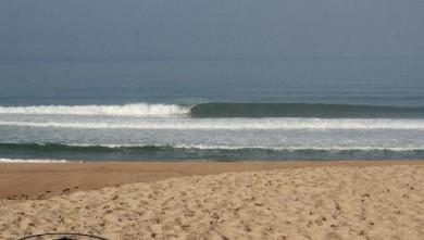 Surf report FR, Cap-Ferret - Plage de L'Horizon (33) du 2007-10-15 12:00:00