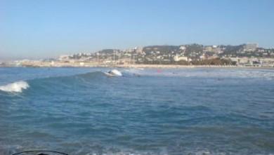 Surf report FR, Le Prado (13) du 2007-11-25 12:00:00