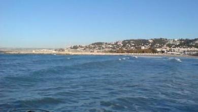Surf report FR, Le Prado (13) du 2007-11-30 12:00:00