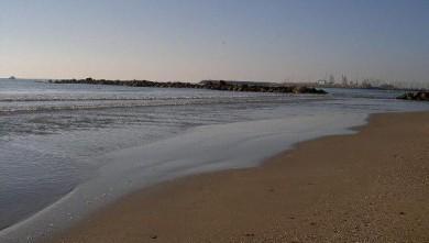 Surf report FR, Palavas-les-Flots - Rive Droite (34) du 2007-12-01 12:00:00