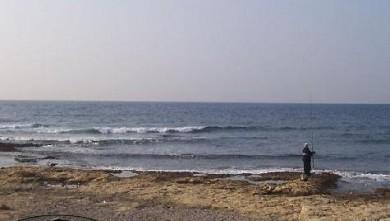 Surf report FR, Sausset les Pins - Plage du Port (13) du 2007-10-15 12:00:00