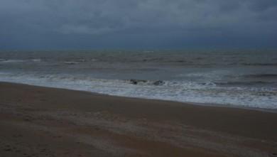 Surf report FR, Le Menhir (14) du 2007-12-02 12:00:00