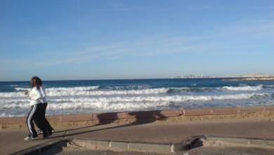 Surf report FR, Le Prado (13) du 2007-12-02 12:00:00