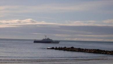 wave report FR, Palavas-les-Flots - Rive Droite (34) du 2007-12-04 12:00:00