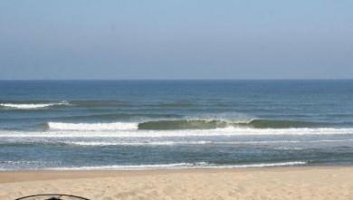 Surf report FR, Cap-Ferret - Plage de L'Horizon (33) du 2007-10-11 12:00:00