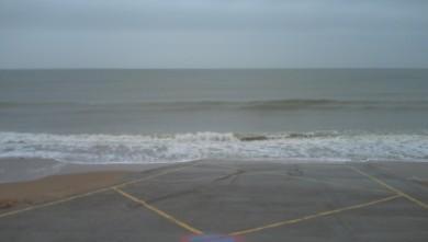 Surf report FR, Le Menhir (14) du 2007-12-06 12:00:00