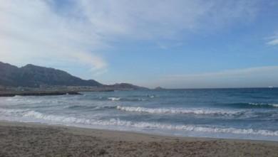 Surf report FR, Le Prado (13) du 2007-12-06 12:00:00