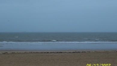 Surf report FR, Pornichet (44) du 2007-12-06 12:00:00
