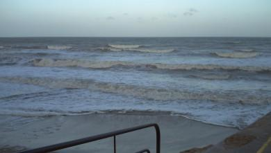 Surf report FR, Le Menhir (14) du 2007-12-07 12:00:00