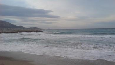 wave report FR, Le Prado (13) du 2007-12-07 12:00:00
