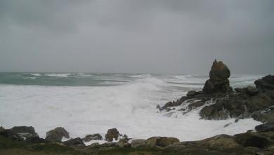 Surf report FR, La Torche (29) du 2007-12-08 12:00:00