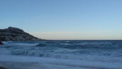 Surf report FR, La Verrerie (13) du 2007-12-08 12:00:00