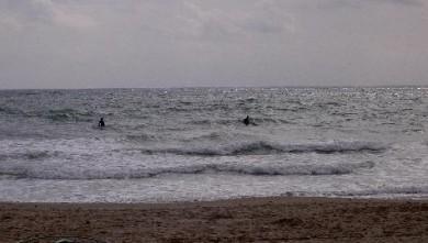 Surf report FR, Palavas-les-Flots - Rive Droite (34) du 2007-10-16 12:00:00