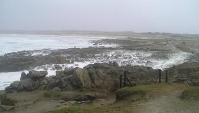 wave report FR, La Torche (29) du 2007-12-09 12:00:00