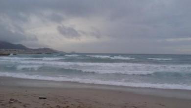 Surf report FR, Le Prado (13) du 2007-12-09 12:00:00