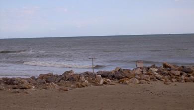 Surf report FR, Palavas-les-Flots - Rive Droite (34) du 2007-12-09 12:00:00