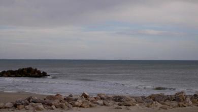 Surf report FR, Palavas-les-Flots - Rive Droite (34) du 2007-12-10 12:00:00