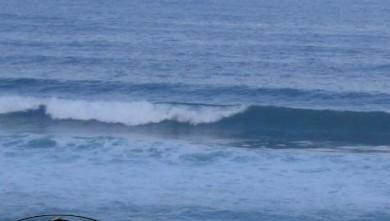 Surf report FR, Cap-Ferret - Plage de L'Horizon (33) du 2007-10-17 12:00:00