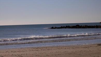 Surf report FR, Palavas-les-Flots - Rive Droite (34) du 2007-12-11 12:00:00