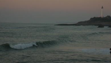Surf report FR, Biarritz - Grande Plage (64) du 2007-12-13 12:00:00