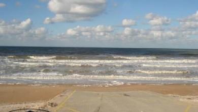 Surf report FR, Le Menhir (14) du 2007-10-17 12:00:00