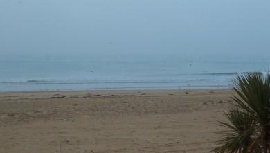 Surf report FR, Pornichet (44) du 2007-12-14 12:00:00