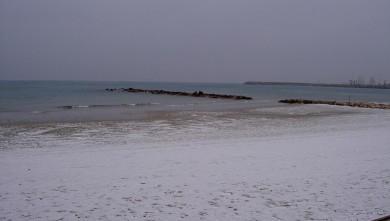 Surf report FR, Palavas-les-Flots - Rive Droite (34) du 2007-12-15 12:00:00