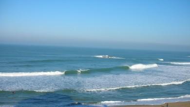 Surf report FR, Biarritz - Grande Plage (64) du 2007-12-16 12:00:00